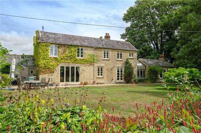 4 Bedrooms Detached House for sale in Upper Campsfield Road, Woodstock, Oxfordshire, OX20