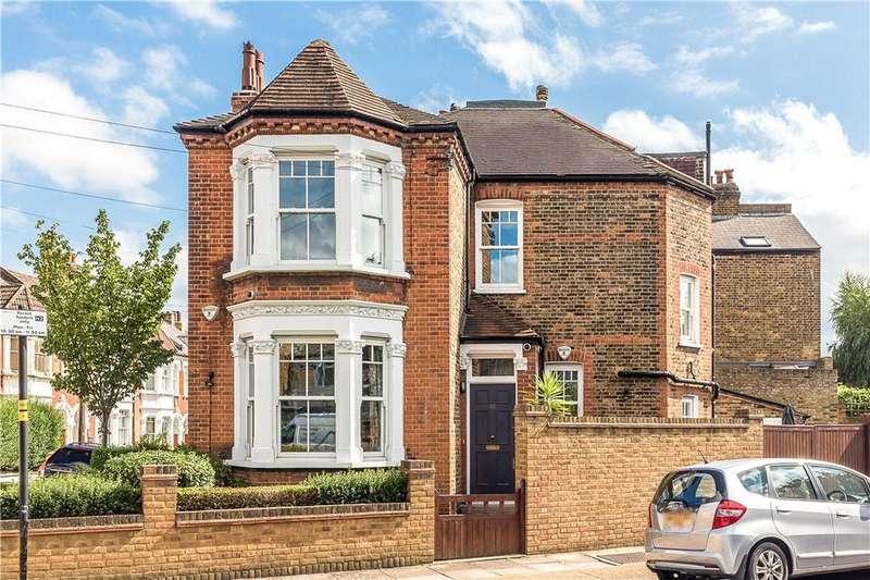 4 Bedrooms House for sale in Ravenslea Road, London, SW12