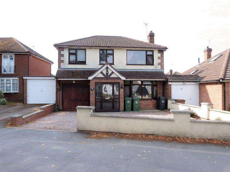 5 Bedrooms Detached House for sale in Barkby Road, Syston