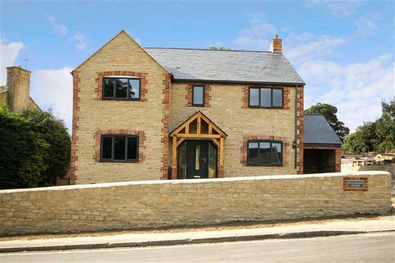 4 Bedrooms Detached House for sale in Sevenhampton, Wiltshire