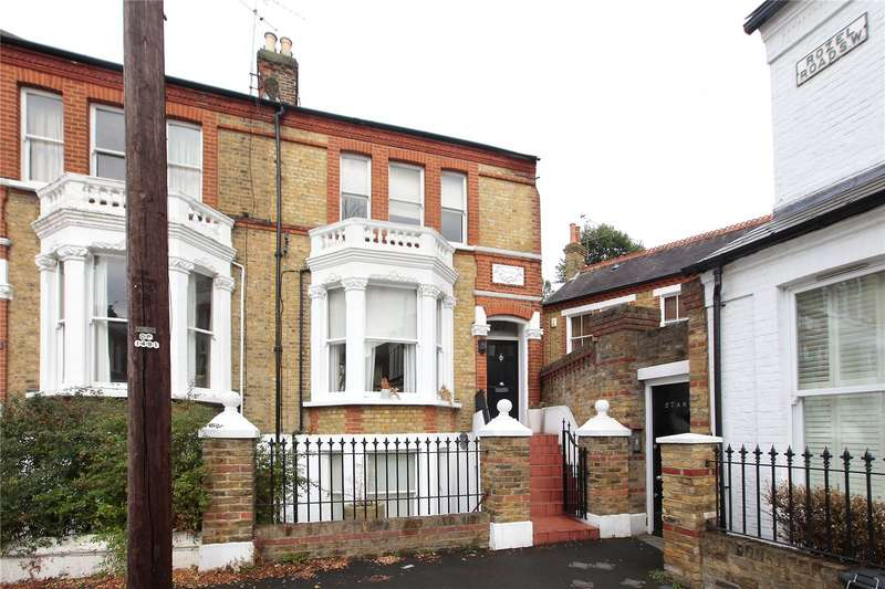 4 Bedrooms House for sale in Rozel Road, Clapham, London, SW4