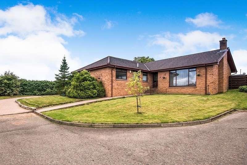 4 Bedrooms Detached Bungalow for sale in Summerfield Road, Cumbernauld, Glasgow, G67