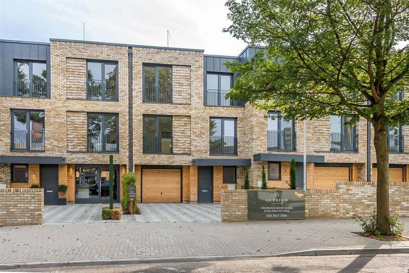 2 Bedrooms Apartment Flat for sale in Cambium, Victoria Drive, Southfields, London, SW19