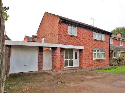 4 Bedrooms Semi Detached House for sale in Crete Avenue, Wigston, Leicestershire