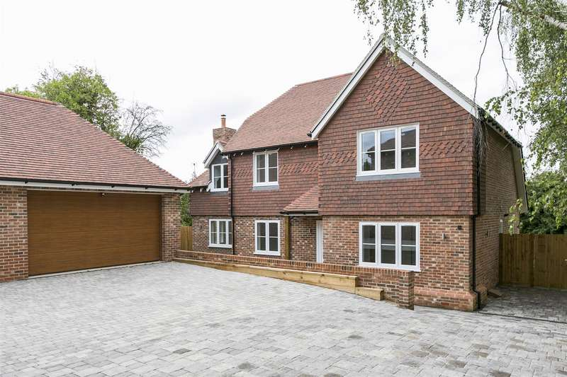 5 Bedrooms Detached House for sale in Town Hill, West Malling
