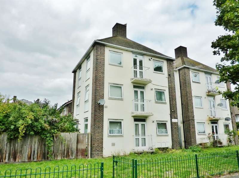 1 Bedroom Flat for sale in Chalcombe Road, Abbey Wood, London, SE2 9QP