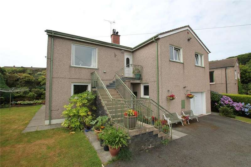 5 Bedrooms Detached House for sale in High Meadows, The Hill, Millom, Cumbria