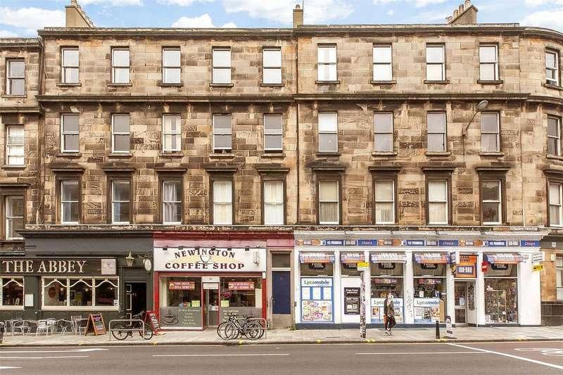 3 Bedrooms Flat for sale in 71,3f2 South Clerk Street, Edinburgh, EH8