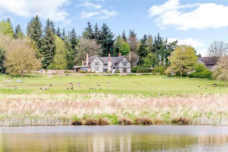 8 Bedrooms Detached House for sale in Orleton, Ludlow, Herefordshire