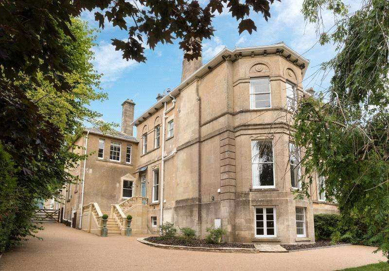 6 Bedrooms Semi Detached House for sale in College Road, Lansdown, Bath, BA1