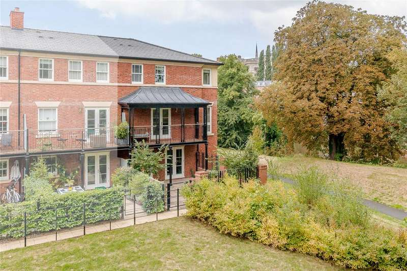 4 Bedrooms House for sale in Cadman Place, The Old Meadow, Shrewsbury