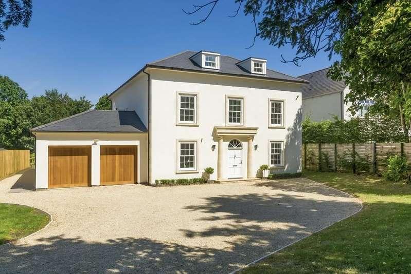 5 Bedrooms Detached House for sale in Alveston, Stratford Upon Avon