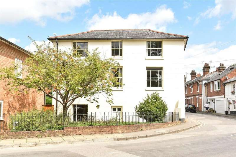 5 Bedrooms Detached House for sale in Wharf Hill, Winchester, Hampshire, SO23