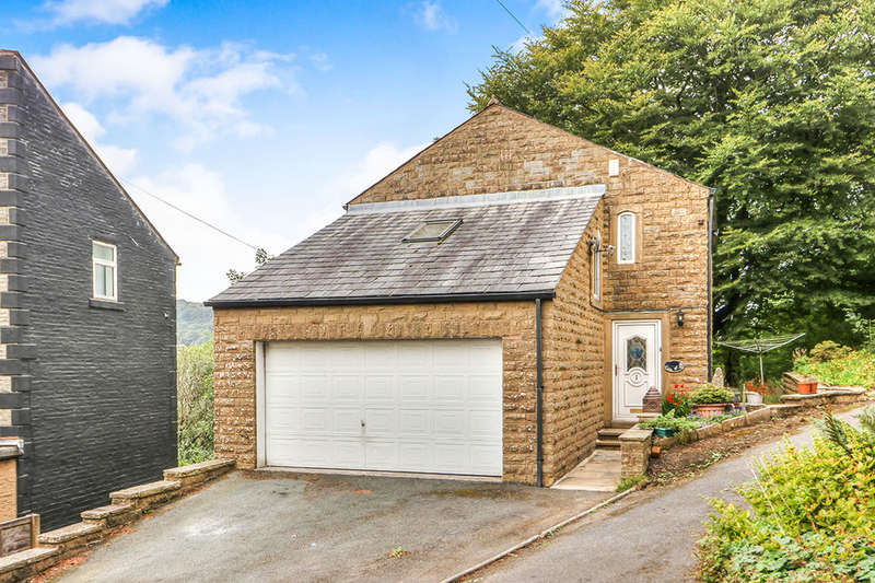 4 Bedrooms Detached House for sale in Jackman Street, Todmorden, OL14