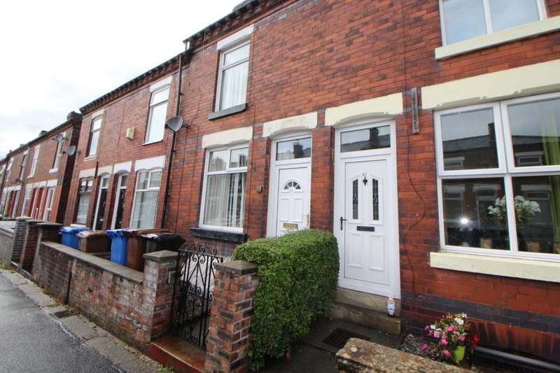 2 Bedrooms Terraced House for sale in Farmer Street, Stockport, SK4