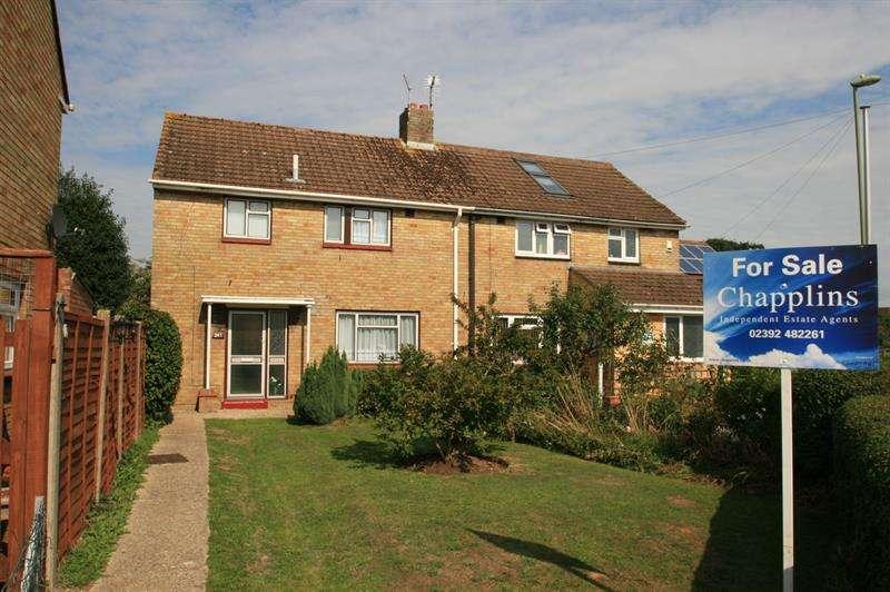 3 Bedrooms Semi Detached House for sale in Parkhouse Farm Way, Leigh Park, Havant