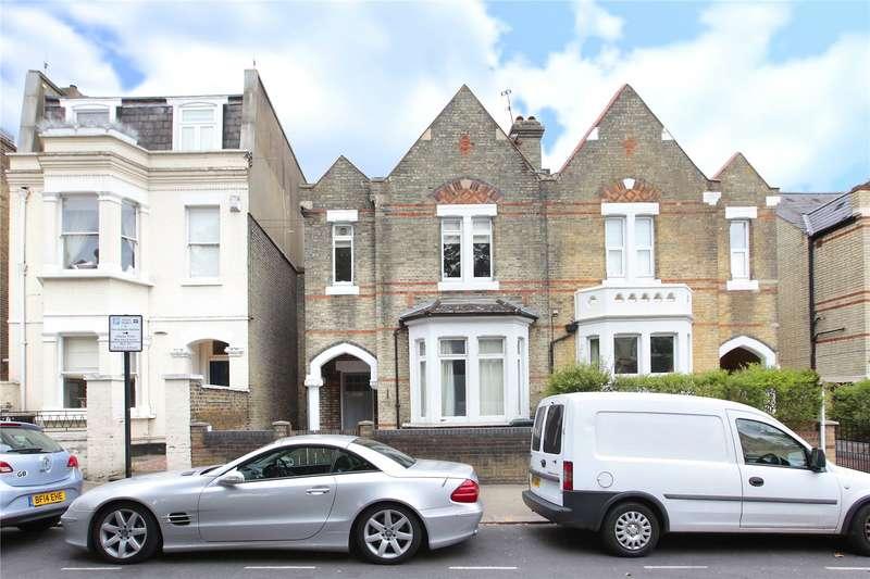 2 Bedrooms Maisonette Flat for sale in Alma Road, Wandsworth, London, SW18
