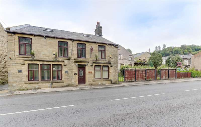 7 Bedrooms Commercial Property for sale in Bacup Road, Waterfoot, Rossendale