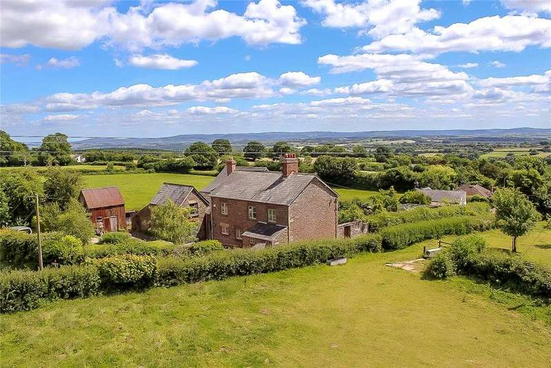 5 Bedrooms Unique Property for sale in Little Birch, Herefordshire, HR2