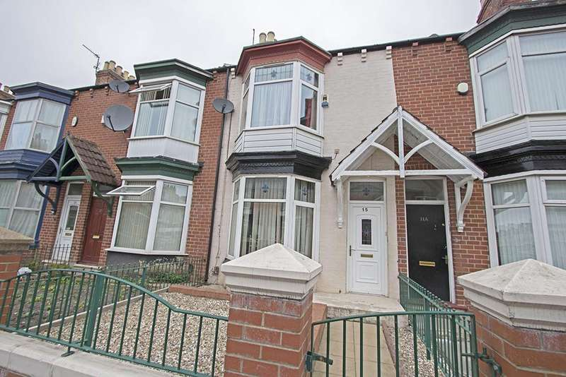 3 Bedrooms Terraced House for sale in Ayresome Street, Middlesbrough TS1