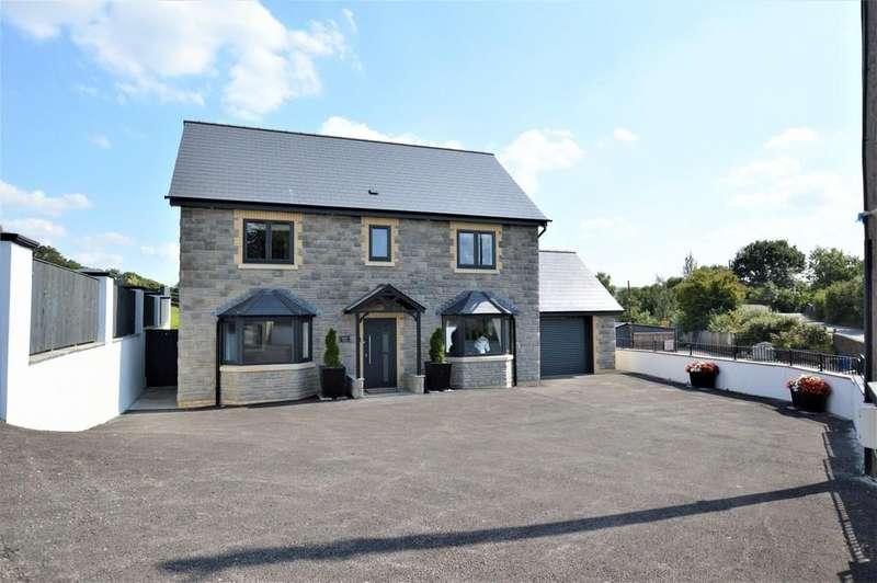 4 Bedrooms Detached House for sale in New Build Home Set On 0.5 Acre