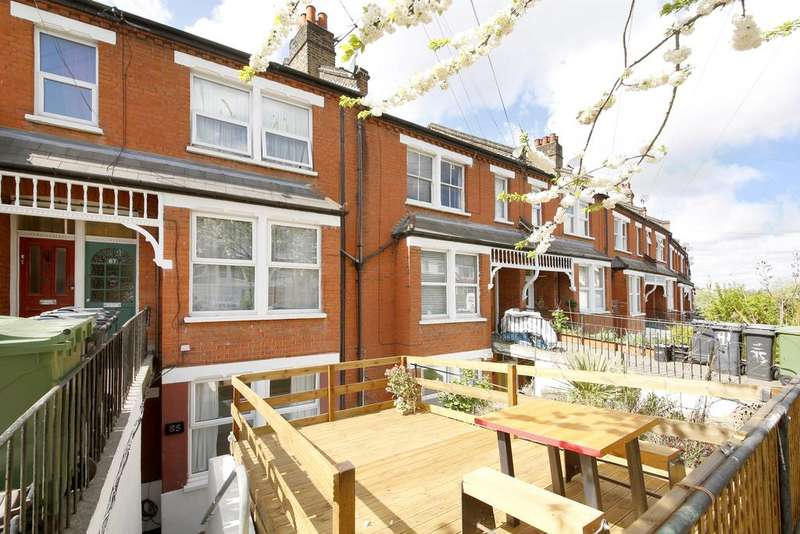 2 Bedrooms Flat for sale in Aukland hill, Crystal Palace , London SE27