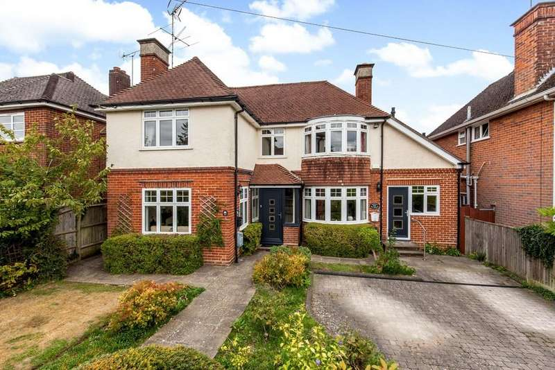 5 Bedrooms Detached House for sale in Bereweeke Close, Bereweeke, Winchester, SO22