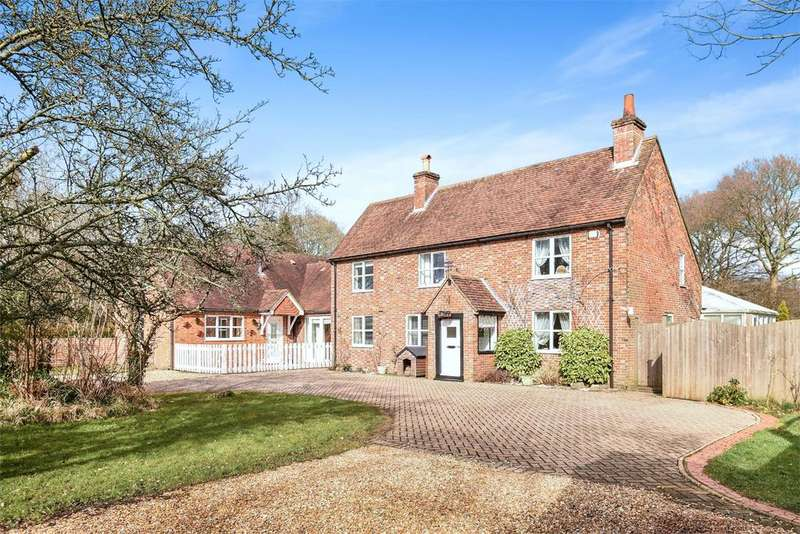 7 Bedrooms Detached House for sale in Mislingford Road, Swanmore, Hampshire, SO32