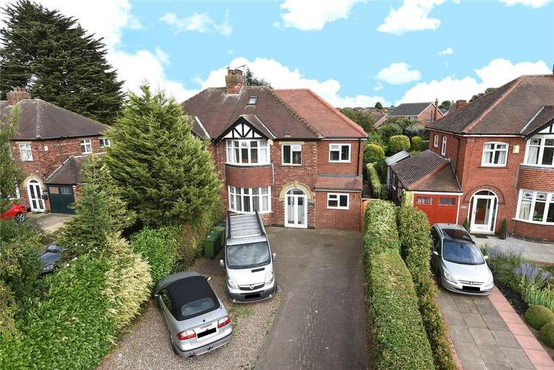 5 Bedrooms Semi Detached House for sale in Lincoln Road, Nettleham, LN2