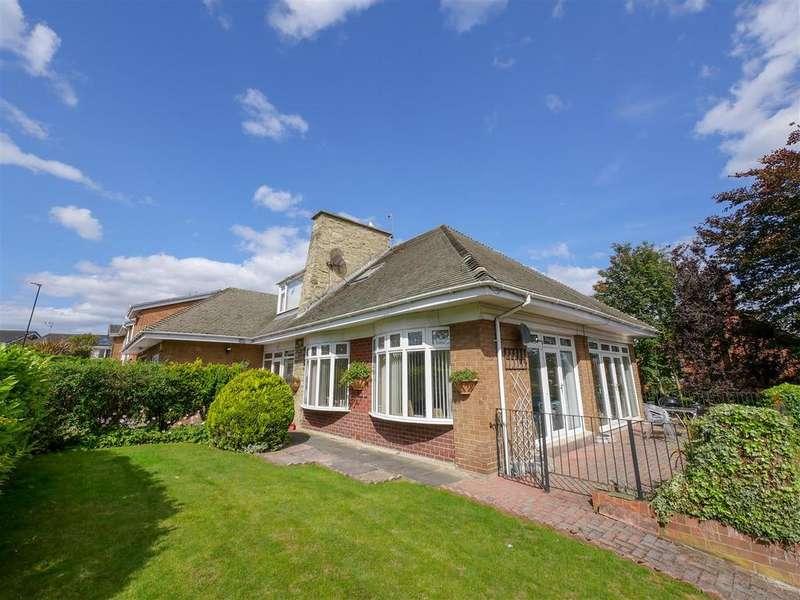 4 Bedrooms Detached Bungalow for sale in Bainbridge Holme Close, Sunderland