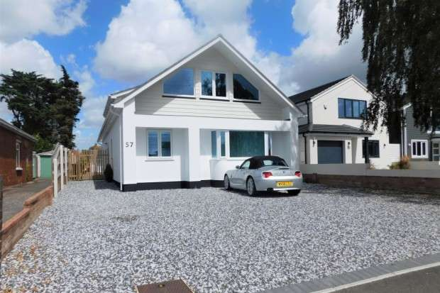 5 Bedrooms Detached House for sale in Lulworth Avenue, Hamworthy, Poole, BH15