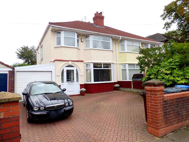 3 Bedrooms Semi Detached House for sale in Church Road, Huyton, Liverpool