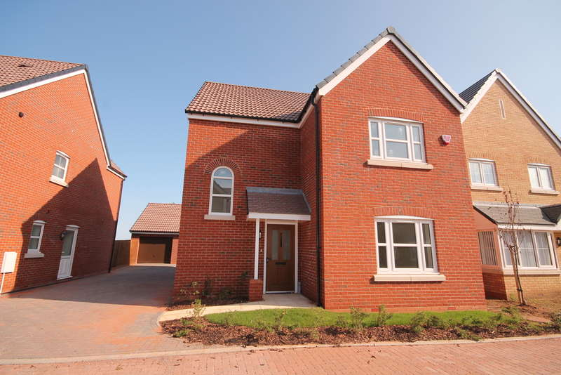 4 Bedrooms Detached House for sale in Plot 7, 'The Chancellors', Bedford Road, Moggerhanger, MK44