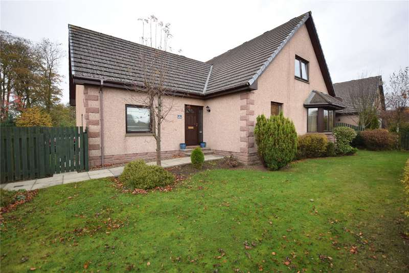 4 Bedrooms Detached House for sale in Antiquary Gardens, Arbroath, Angus, DD11