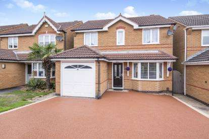 3 Bedrooms Detached House for sale in Highgate, Ashby de La Zouch, Leicestershire