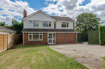 4 Bedrooms Detached House for sale in Comberton, Cambridge, Cambridgeshire
