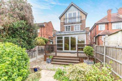 4 Bedrooms Detached House for sale in Sunnyside Road, Barbourne, Worcester, Worcestershire