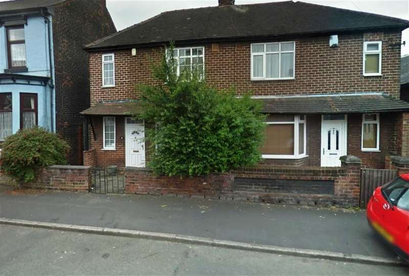 3 Bedrooms Semi Detached House for sale in Highmead Street, Manchester
