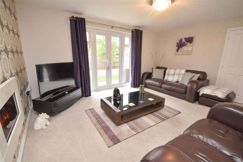 4 Bedrooms Detached House for sale in Kenny Avenue, Wilford Nottingham