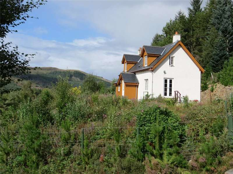 3 Bedrooms Detached House for sale in Silverbridge, Garve, Ross-Shire