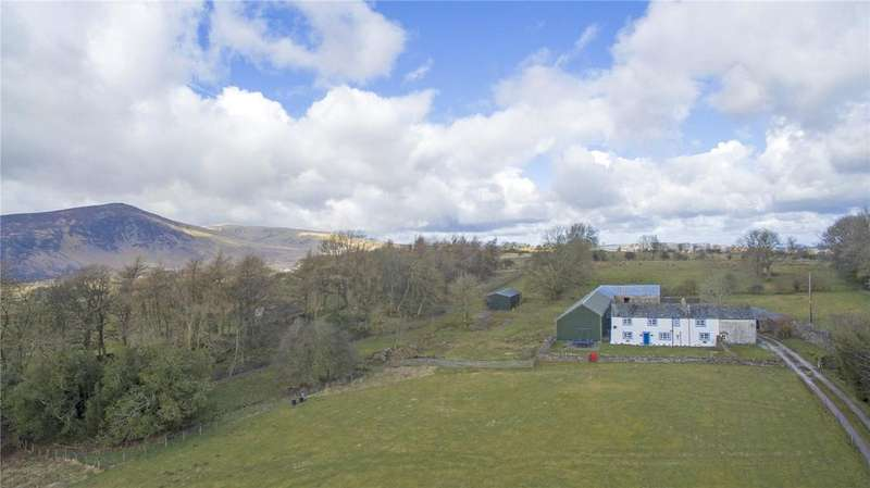 4 Bedrooms Detached House for sale in Scales, Mungrisdale, Penrith, Cumbria