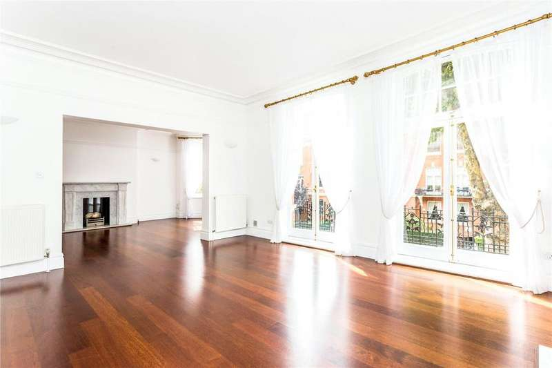 4 Bedrooms Flat for sale in Marlborough Mansions, Cannon Hill, London, NW6