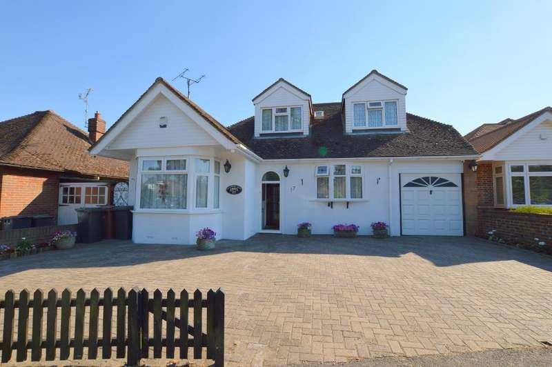4 Bedrooms Detached House for sale in Grasmere Road, Warden Hills, Luton, LU3 2DT