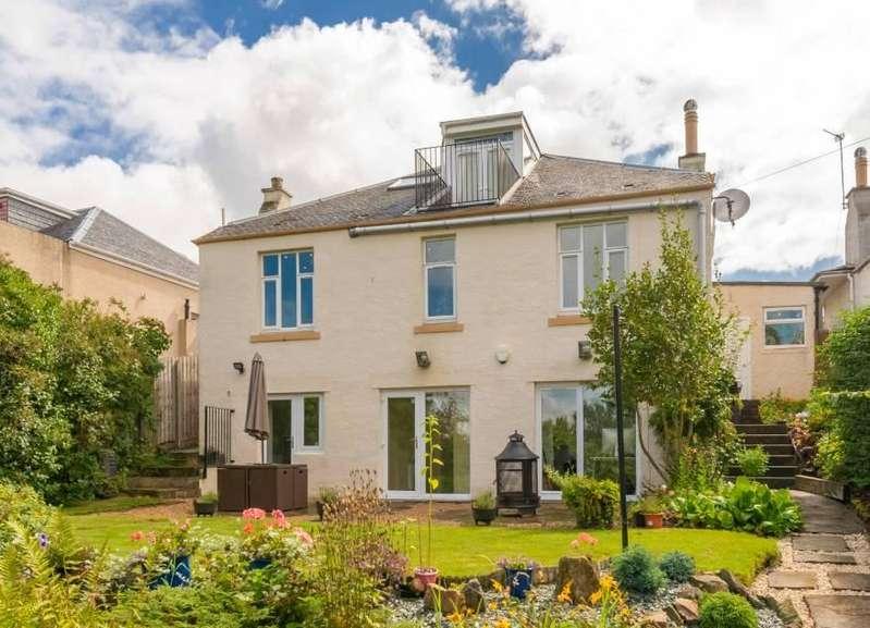 4 Bedrooms Detached House for sale in 16 Craiglockhart Quadrant, Craiglockhart, EH14 1HD