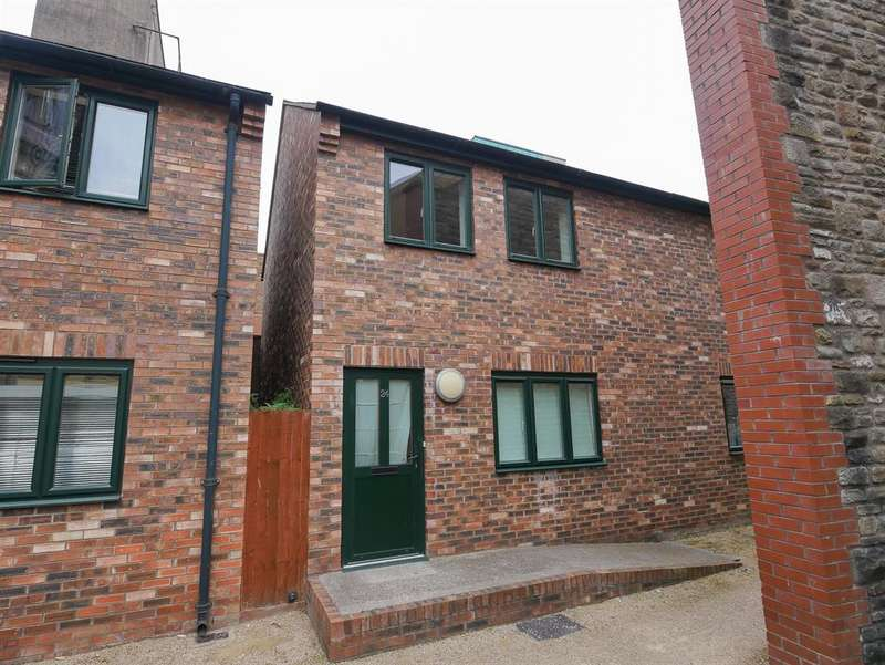 1 Bedroom Semi Detached House for sale in Jacob Street, Bristol, BS2 0HS