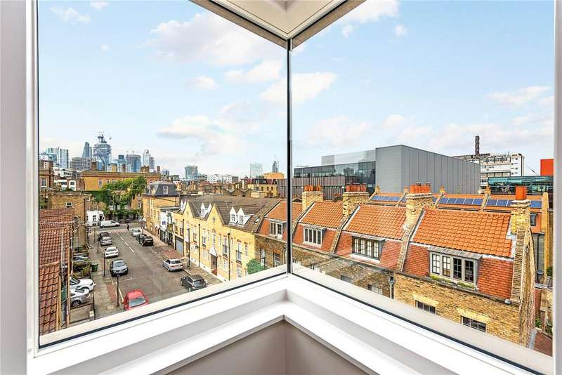 2 Bedrooms Penthouse Flat for sale in Calico Lofts, 31 Turner Street, E1