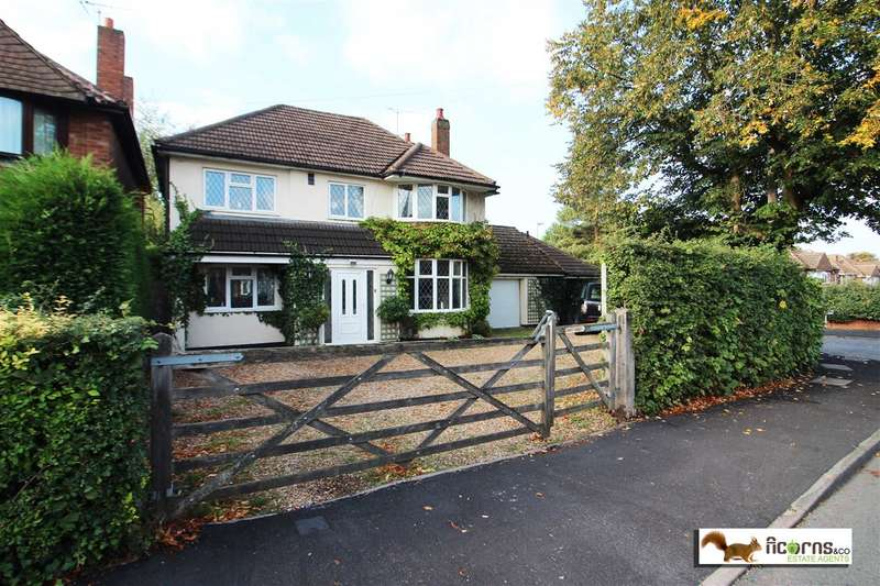 5 Bedrooms Detached House for sale in Harpur Road, Walsall