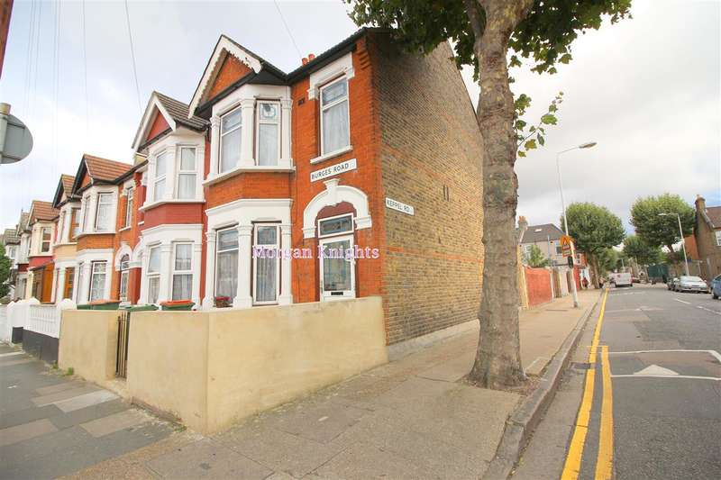 3 Bedrooms End Of Terrace House for sale in Burges Road, East Ham, E6