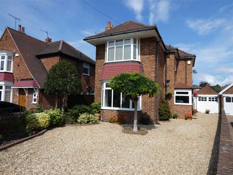 3 Bedrooms Detached House for sale in ROUNDWAY, GRIMSBY
