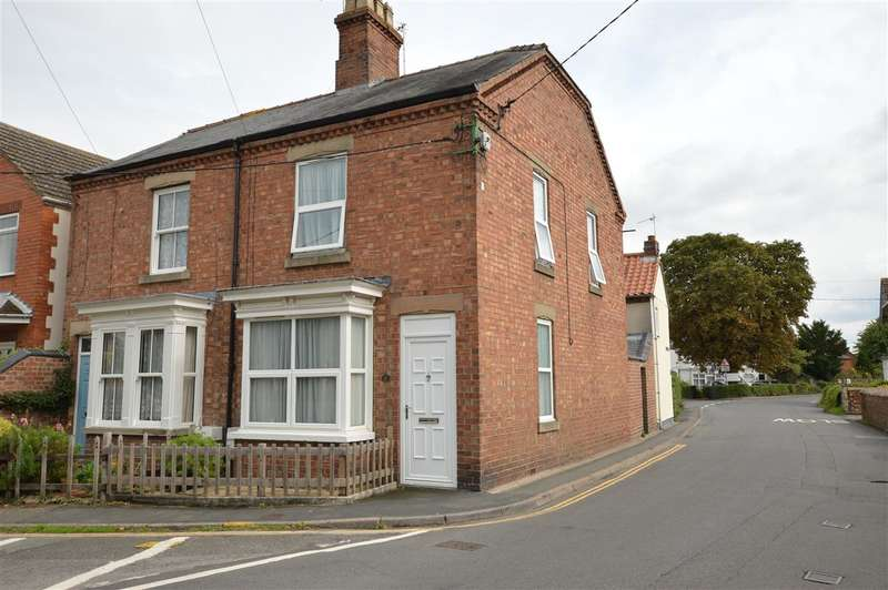 2 Bedrooms Semi Detached House for sale in Station Road, Ruskington